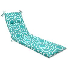 Carmody Outdoor Chaise Lounge Cushion