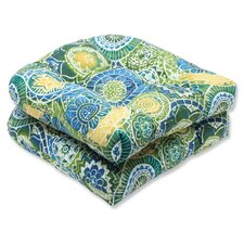 Omnia Outdoor Seat Cushion (Set of 2)