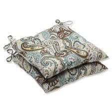 Tamara Outdoor Dining Chair Cushion (Set of 2)
