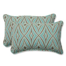 Centro Indoor/Outdoor Lumbar Pillow (Set of 2)