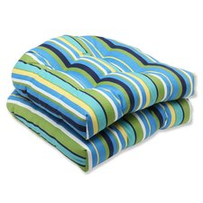 #1 Topanga Outdoor Dining Chair Cushion (Set of 2)