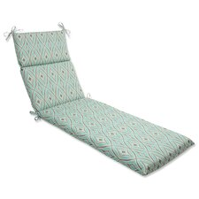 Centro Outdoor Chaise Lounge Cushion