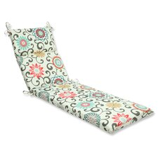 Pom Pom Play Outdoor Chaise Lounge Cushion