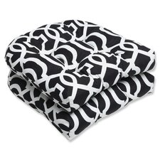 New Geo Outdoor Seat Cushion (Set of 2)