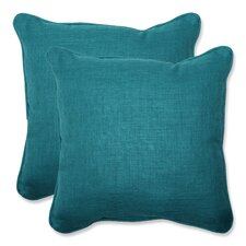 Rave Indoor/Outdoor Throw Pillow (Set of 2)