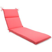 Fresco Outdoor Chaise Lounge Cushion