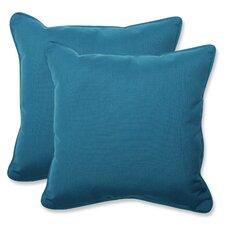 Looking for Spectrum Indoor/Outdoor Sunbrella Throw Pillow (Set of 2)