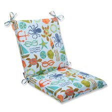 Seapoint Outdoor Lounge Chair Cushion
