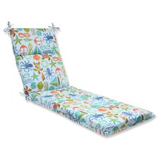 Seapoint Outdoor Chaise Lounge Cushion