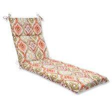 Montrese Desert Outdoor Chaise Lounge Cushion