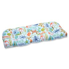 Seapoint Outdoor Loveseat Cushion