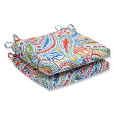 Ummi Outdoor Dining Chair Cushion (Set of 2)