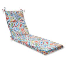 Ummi Outdoor Chaise Lounge Cushion