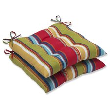 Westport Garden Outdoor Dining Chair Cushion (Set of 2)