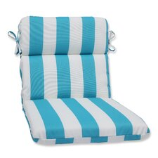 Cabana Stripe Outdoor Lounge Chair Cushion