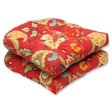 Tamariu Alfresco Valencia Outdoor Dining Chair Cushion (Set of 2)