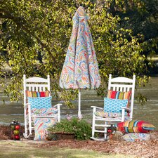 Westport Garden Indoor/Outdoor Throw Pillow (Set of 2)