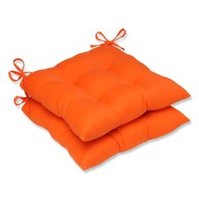 Sundeck Outdoor Seat Cushion (Set of 2)