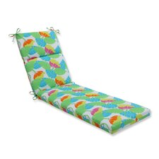 Avia Outdoor Chaise Lounge Cushion