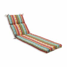 Cotrell Outdoor Chaise Lounge Cushion