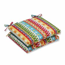 Cotrell Outdoor Dining Chair Cushion (Set of 2)