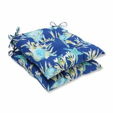 Daytrip Outdoor Dining Chair Cushion (Set of 2)