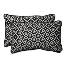In the Frame Indoor/Outdoor Lumbar Pillow (Set of 2)