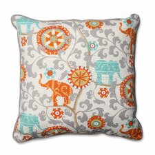 Menagerie Indoor/Outdoor Floor Pillow