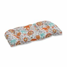 Menagerie Outdoor Loveseat Cushion