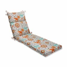 Menagerie Outdoor Chaise Lounge Cushion