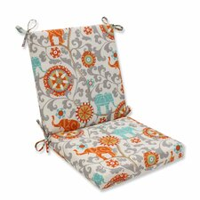 Menagerie Outdoor Dining Chair Cushion