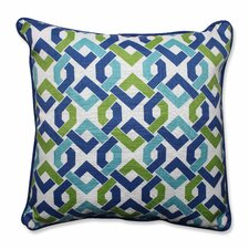 Reiser Indoor/Outdoor Floor Pillow