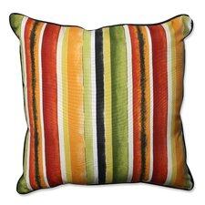 #1 Dina Noir Indoor/Outdoor Floor Pillow