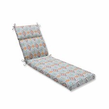 Eresha Oasis Outdoor Chaise Lounge Cushion
