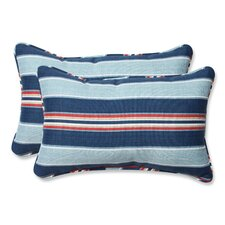 Kingston Indoor/Outdoor Lumbar Pillow (Set of 2)