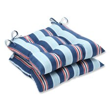 Kingston Outdoor Dining Chair Cushion (Set of 2)