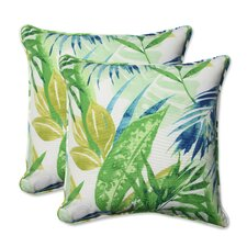 Soleil Indoor/Outdoor Throw Pillow (Set of 2)