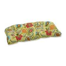 #1 Timmo Sunshine Outdoor Love Seat Cushion
