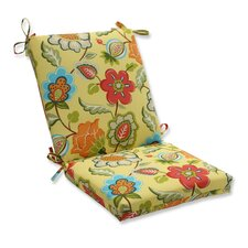 Timmo Sunshine Outdoor Dining Chair Cushion