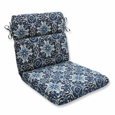 Top Reviews Woodblock Prism Outdoor Dining Chair Cushion