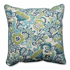Zoe Mallard Indoor/Outdoor Floor Pillow