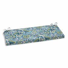 Zoe Mallard Outdoor Bench Cushion