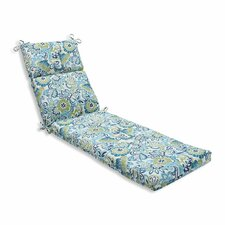 Zoe Mallard Outdoor Chaise Lounge Cushion