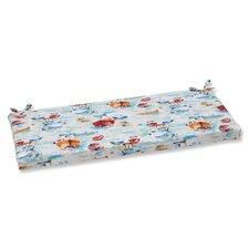 Spinnaker Bay Sailor Outdoor Bench Cushion