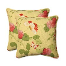 Risa Corded Indoor/Outdoor Throw Pillow (Set of 2)