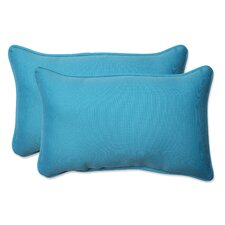 Veranda Indoor/Outdoor Lumbar Pillow (Set of 2)