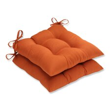 Discount Cinnabar Outdoor Seat Cushion (Set of 2)