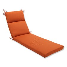 Cinnabar Outdoor Chaise Lounge Cushion