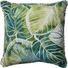 Key Cove Lagoon Indoor/Outdoor Throw Pillow (Set of 2)