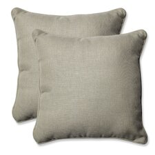 Rave Outdoor/ Indoor Throw Pillow (Set of 2)